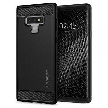 Spigen Rugged Armor Husa Telefon Pentru Samsung Galaxy Note 9 Negru