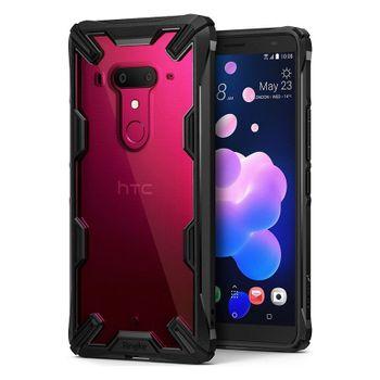 Ringke-Fusion-X-Husa-Telefon-pentru-HTC-U12-Plus-Black