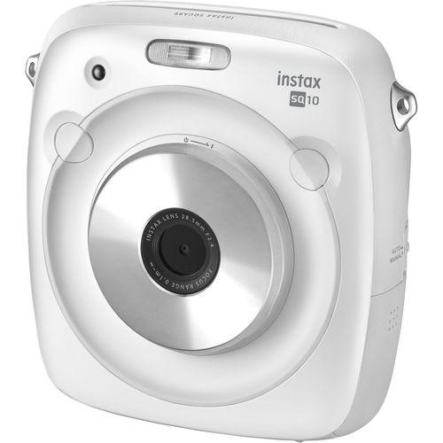 Fujifilm Instax Square SQ10 Aparat Foto Instant Alb