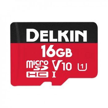 Delkin-Select-16GB-Card-de-Memorie-MicroSDHC-UHS-I-660X-V10