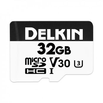 Delkin-Advantage-32GB-Card-de-Memorie-MicroSDHC-UHS-I-660X-V30