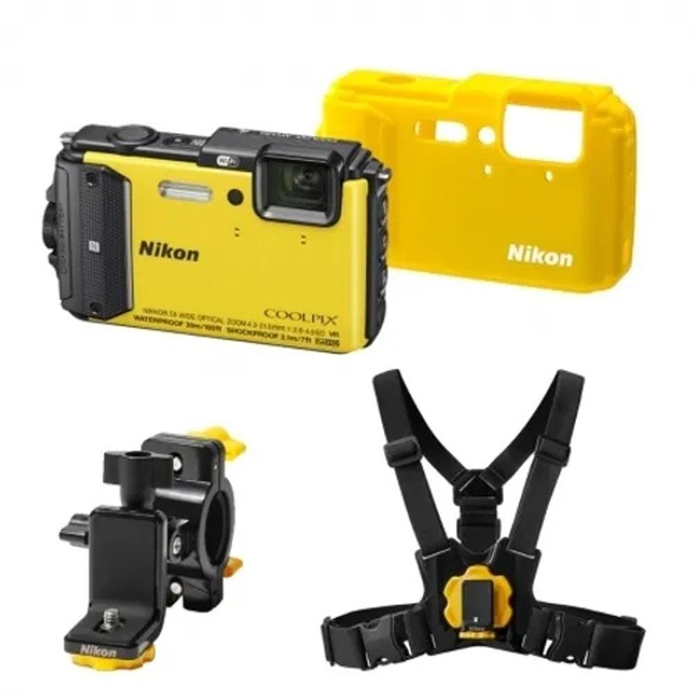 nikon-coolpix-aw130-outdoor-kit