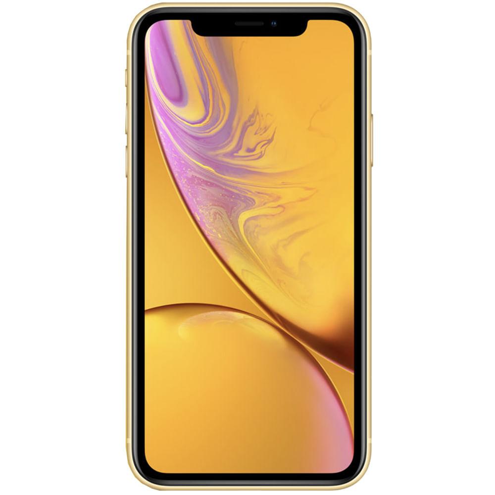Apple-Iphone-Xr-Single-SIM-64GB-3GB-RAM-Galben