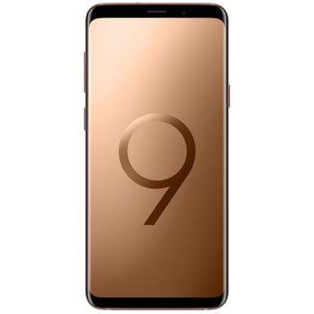 Samsung-Galaxy-S9-Plus-Telefon-Mobil-Dual-SIM-64GB-6GB-RAM-Auriu