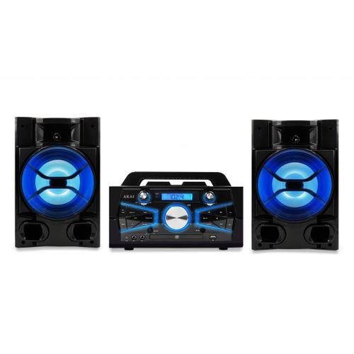 Akai-KS-5600BT-Sistem-Audio-2.0-Bluetooth-DJ-Effects-Negru
