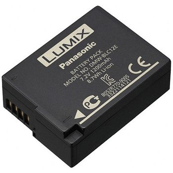 Panasonic-DMW-BLC12E-Acumulator-Original-Bulk