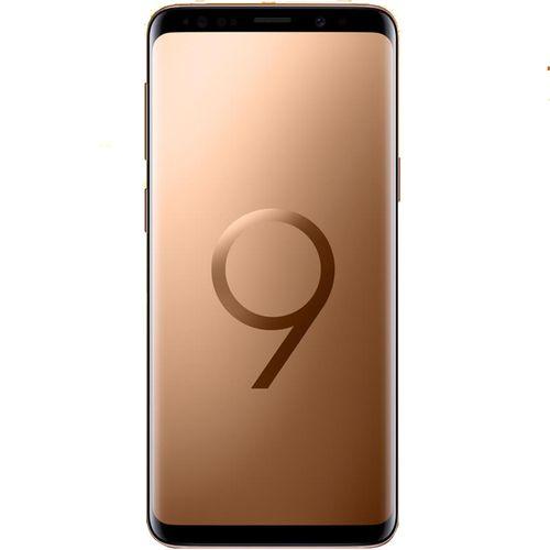 -Samsung-Galaxy-S9-Telefon-Mobil-Dual-SIM-5.8---64GB-4GB-RAM-Gold
