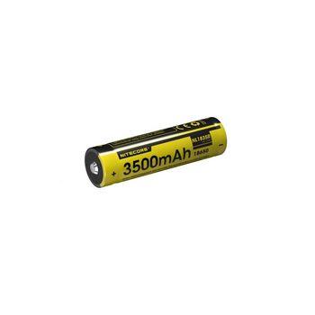 Nitecore-NL1835R-Acumulator-18650-Li-Ion-3500-mAh-PCB-Reincarcabil-USB