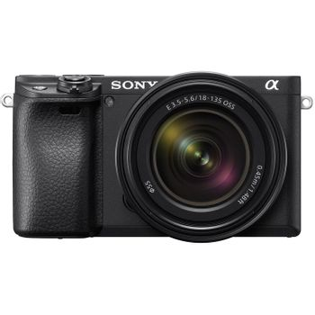 Sony-Alpha-A6400-Kit-Aparat-Foto-Mirrorless-24.2-MP-cu-Obiectiv-18-135mm