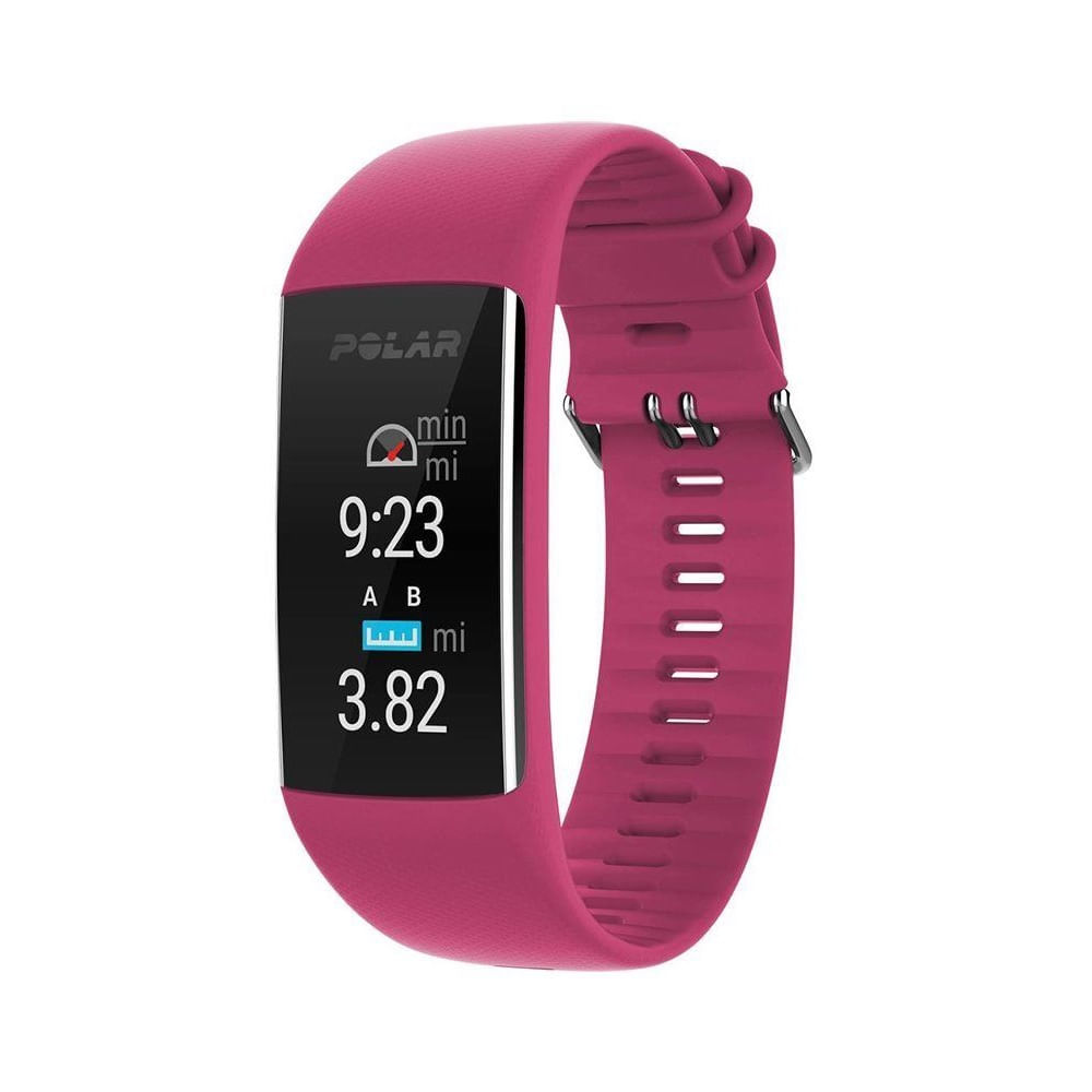 Polar-A370-Bratara-Fitness-Android-iOS-Small-Red
