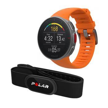 Polar-Vantage-V-HR-Smartwatch-GPS-46mm-BT-3B-Orange-cu-Centura-H10