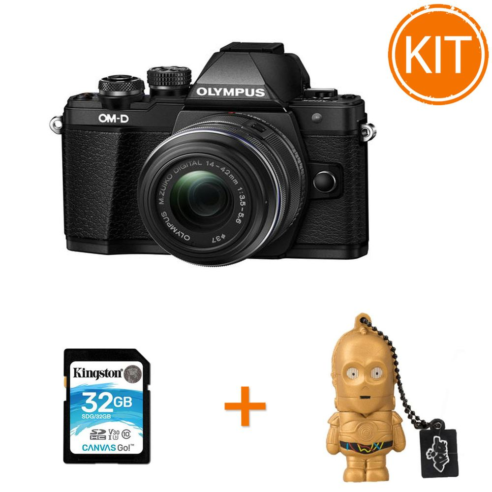 Kit-Foto-mirrorless-cu-stick-usb