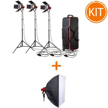 Kit-3-lampi-800W---softbox-termorezistent-100x120cm---geanta-transport