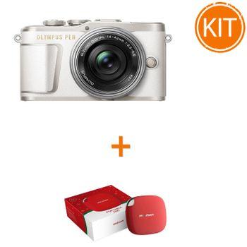 Olympus-E-PL9---EZ-M14-42mm-Pancake-white-silver-bonus-Hikvision-SSD-extern-120GB-USB-3