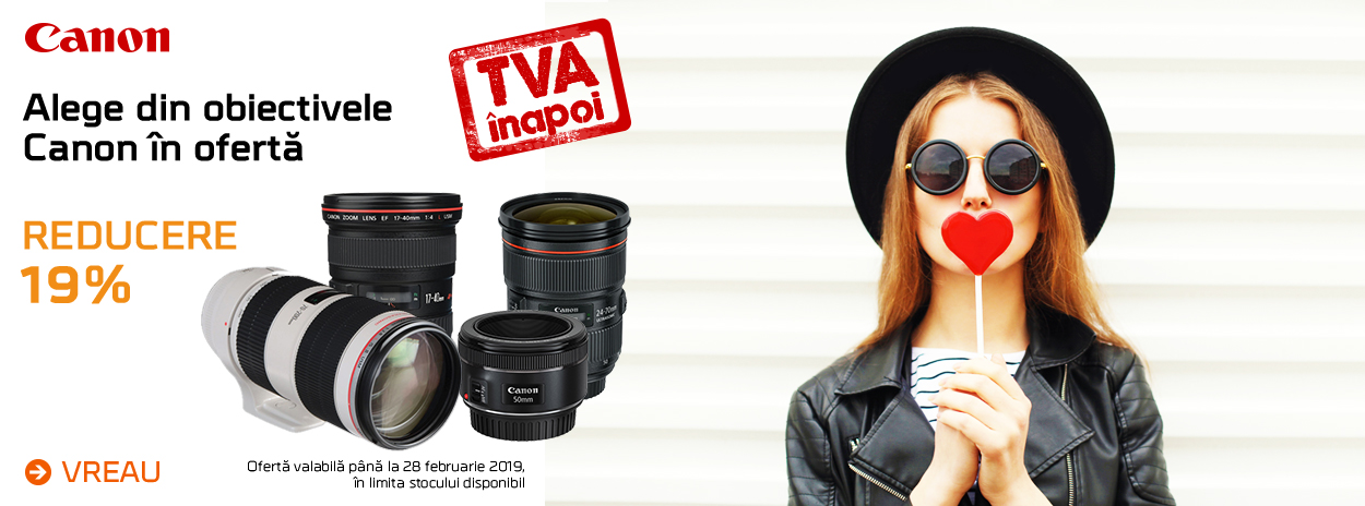 [LP] Canon Obiective TVA
