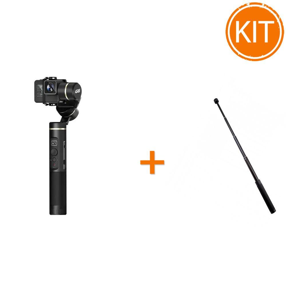 Kit---Feiyu-Tech-FY-G6-Stabilizator-pe-3-Axe---Feiyu-Tech-Extensive-Pole-Brat-extensibil