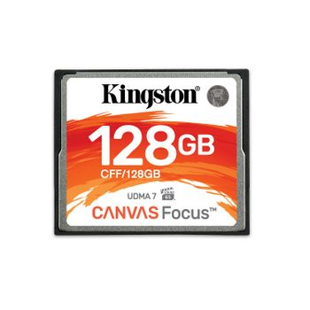 Kingston-Canvas-Focus-128GB-Card-de-Memorie-Compact-Flash