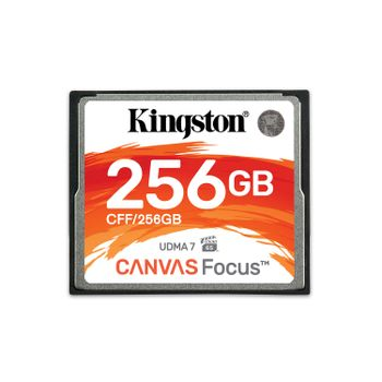 Kingston-Canvas-Focus-Card-de-Memorie-Compact-Flash-256GB