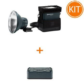 Kit---Elinchrom-ELB-500-TTL-To-Go---Acumulator-Suplimentar