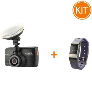 Kit-Mio-MiVue-751-Camera-auto-DVR--Bratara-MiVia-Essential-350