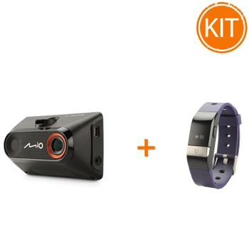Kit-Mio-MiVue-788-Connect-Camera-auto-DVR--Bratara-MiVia-Essential-350