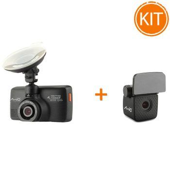 Kit-Mio-MiVue-751-Camera-auto-DVR---Mio-Camera-auto-Rear-View-A30