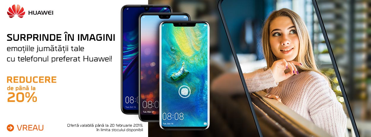[LP] Huawei - Surprinde in imagini