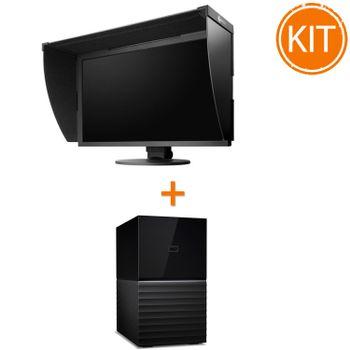 Kit-EIZO-CG2420-Monitor-LCD-24-inch---Bonus-Hard-WD-12TB