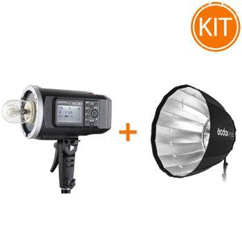Kit-Godox-AD600-TTL-Blit-Portabil---Parabolic-Softbox-120cm