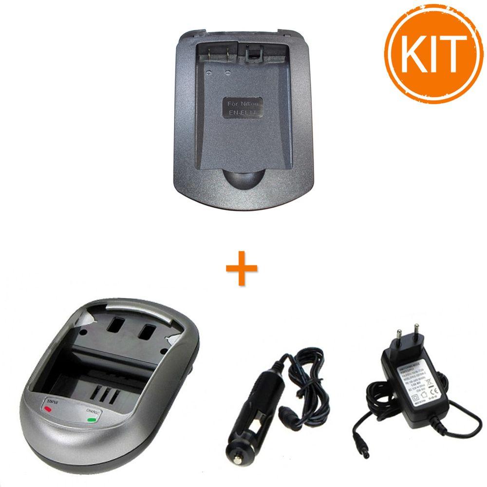 Kit-Incarcator-replace-tip-AVP489-pentru-Nikon-EN-EL14