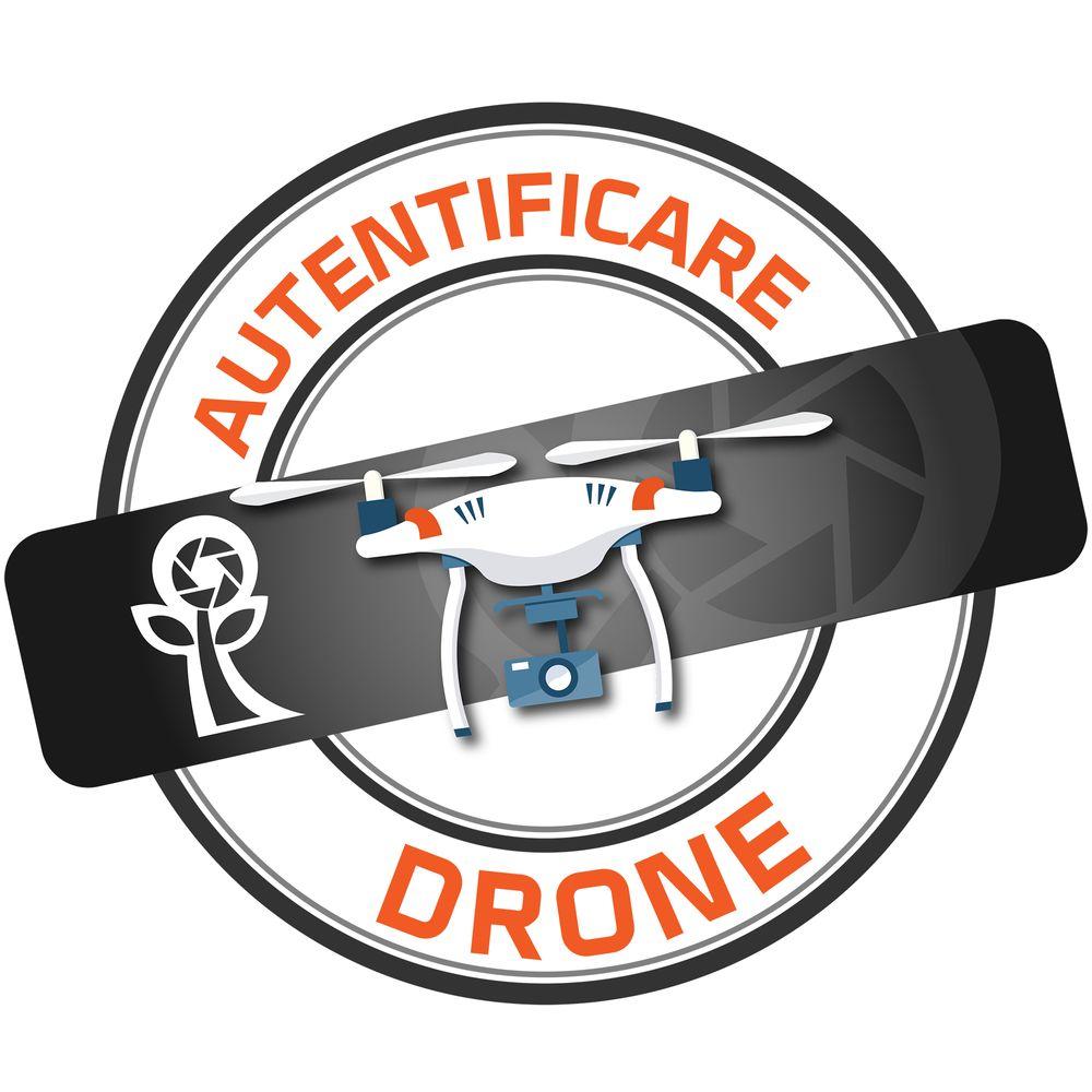 Ribbon-autentificare-drone