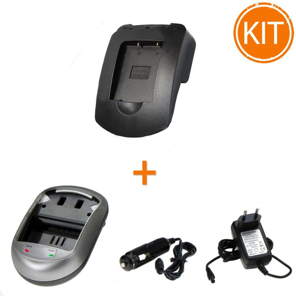 Kit-Incarcator-Power3000-pentru-acumulator-Nikon-tip-EN-EL19---Bonus-adaptor-auto