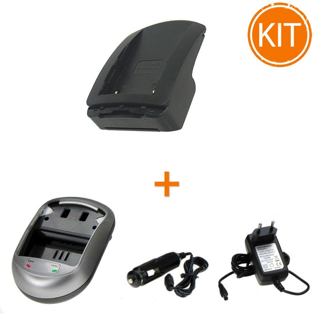 Kit-Incarcator-Power3000-pentru-acumulator-Samsung-tip-SB-P90A---Bonus-adaptor-auto