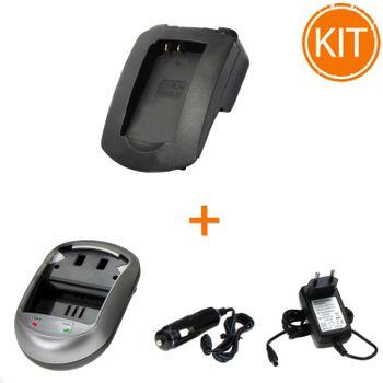 Kit-Incarcator-Power3000-pentru-acumulator-Nikon-tip-EN-EL20---Bonus-adaptor-auto