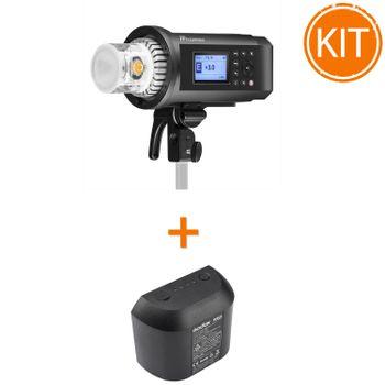 Kit-Blit-Godox-AD600-Pro-TTL-600W---Acumulator-de-rezerva