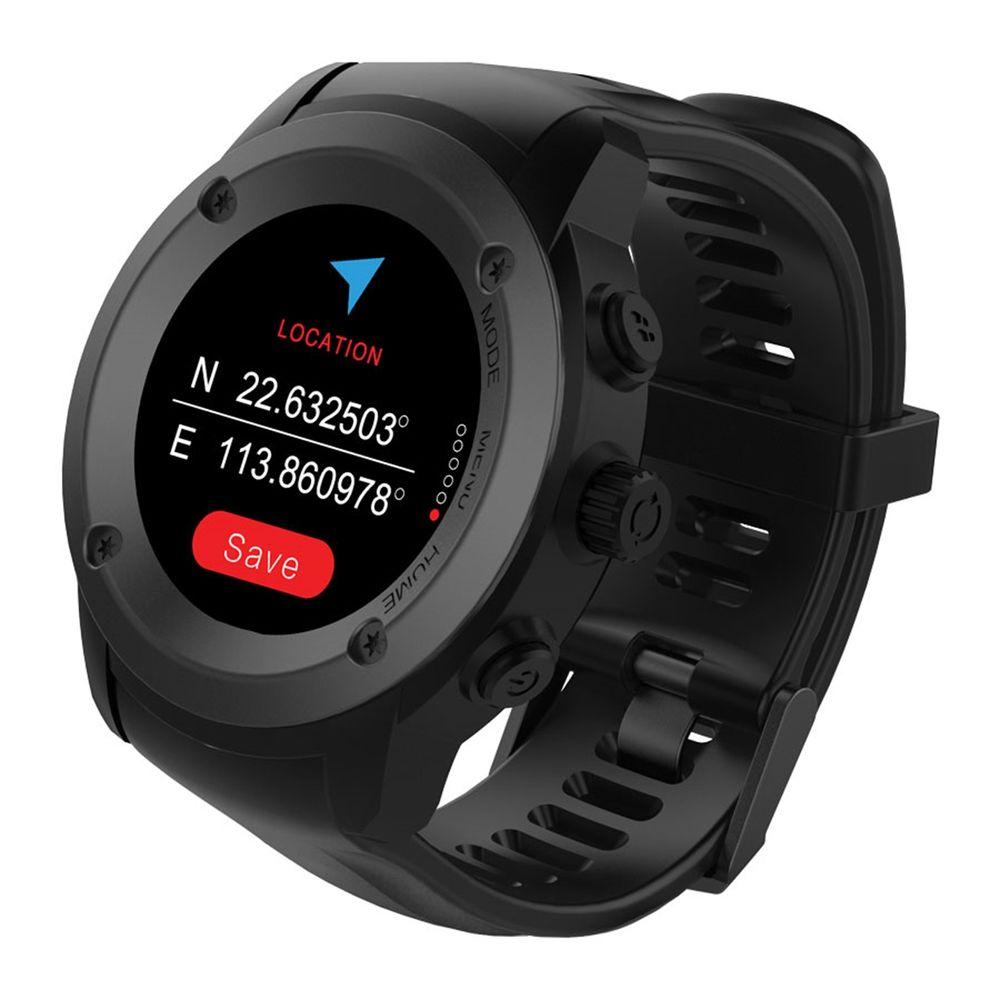 Smartwatch-MaxCom-FitGo-FW17-Power-GPS-Black