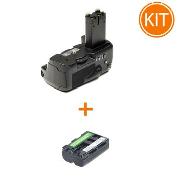 Kit-Meike-MK-A77Grip-pentru-Sony---Acumulator-Power3000-tip-Sony-NP-FM500H