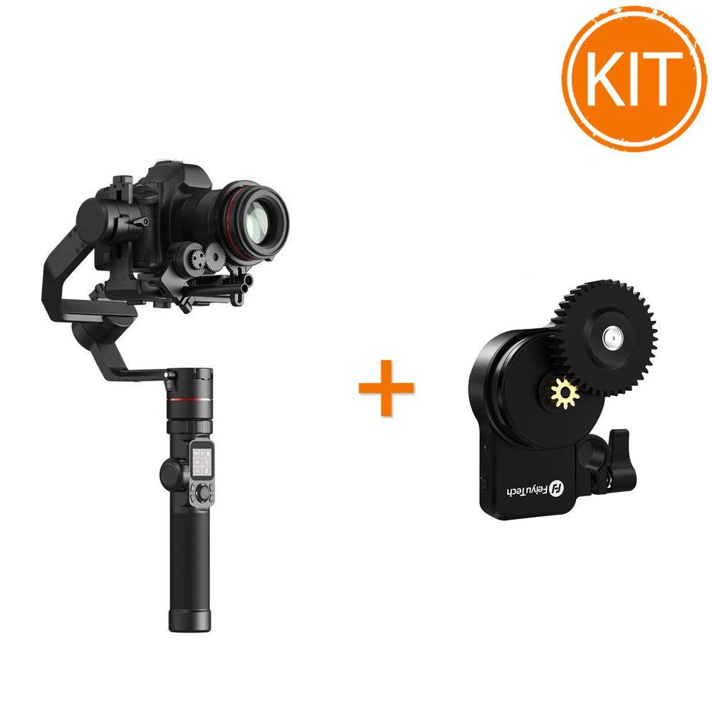 Kit-Feiyu-Tech-AK4000-Stabilizator-pentru-DSLR-si-Mirrorless---Feiyu-Tech-Follow-II-Focus