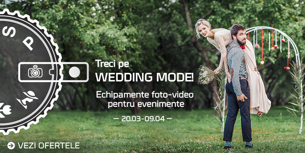 [HP] Treci pe wedding mode