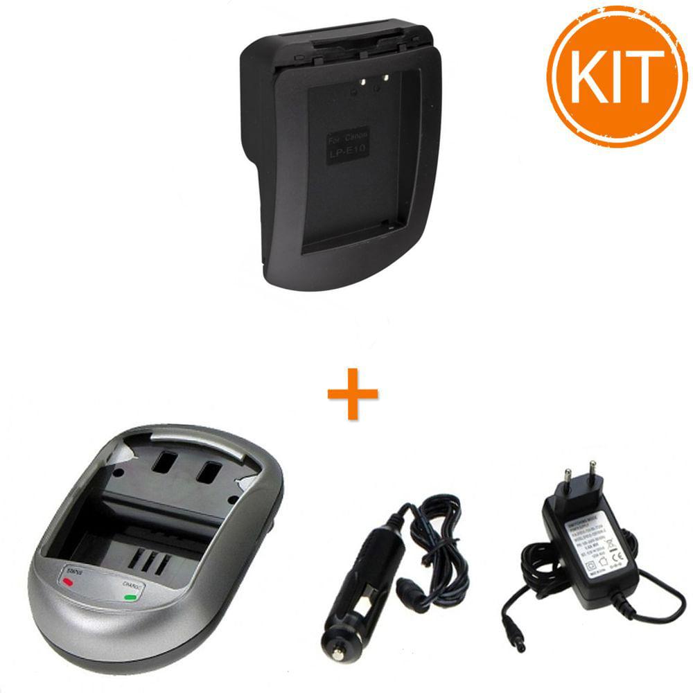 Incarcator-Power3000-pentru-acumulator-Canon-tip-LP-E10---Bonus-adaptor-auto