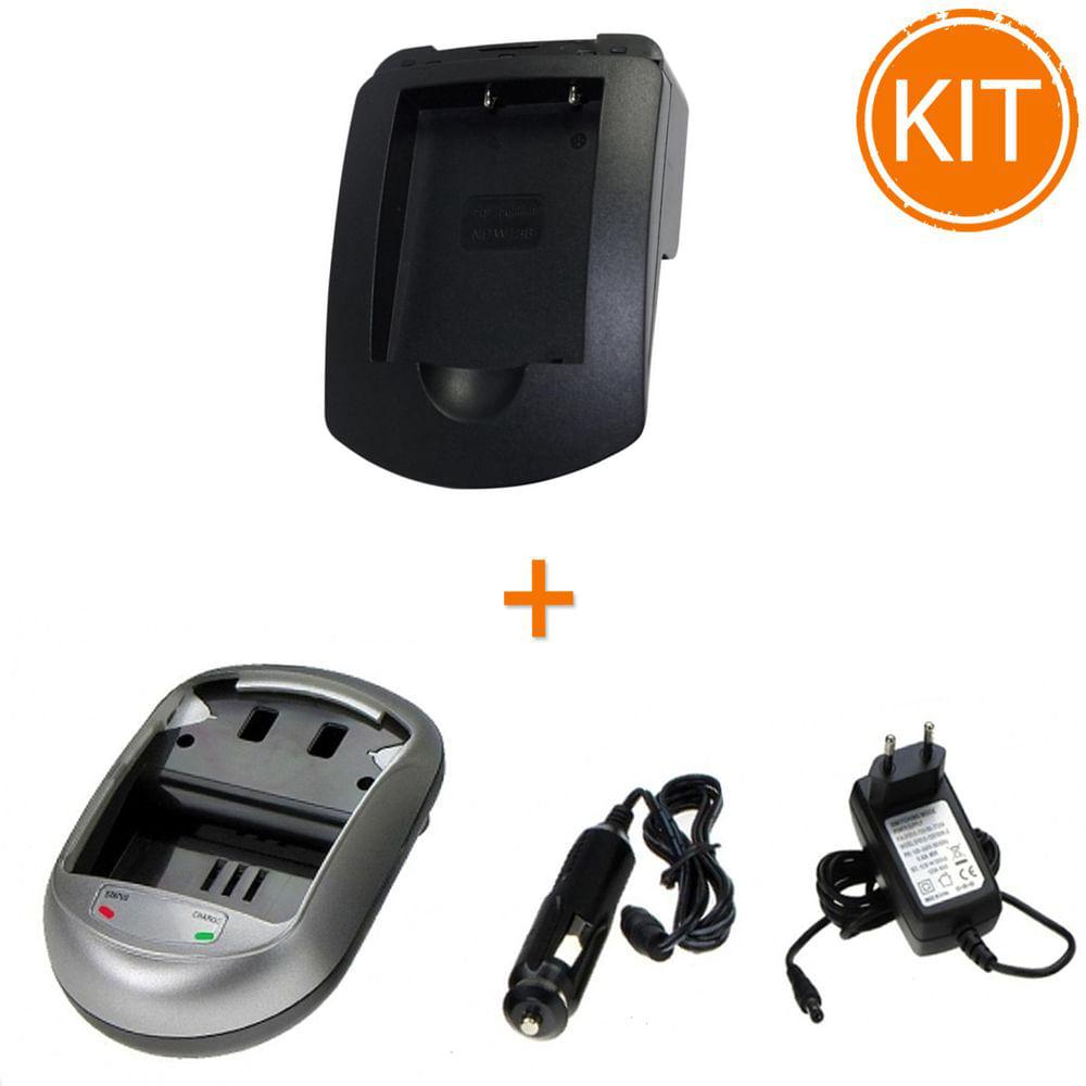 Kit-Incarcator-Power3000-pentru-acumulator-Fujifilm-tip-NP-W126---Bonus-adaptor-auto