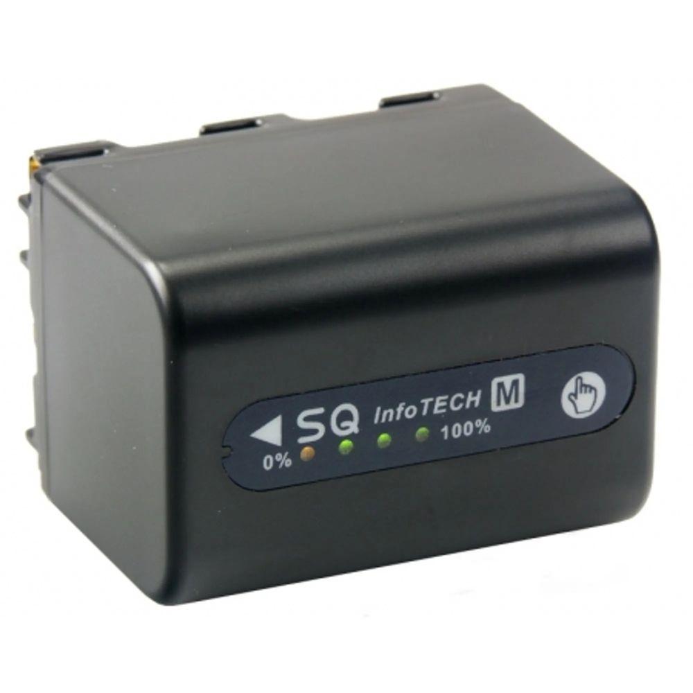 Acumulator-Li-Ion-tip-Sony-NP-QM70--NP-QM71--NP-QM71D.--cod-PL713D.853--3240mAh