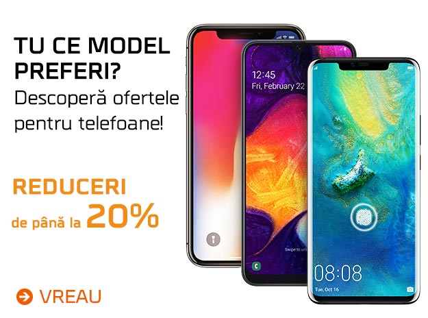 Tu ce modeli preferi - mobile