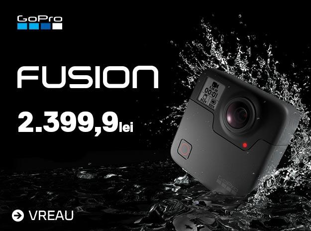 GoPro Fuison - mobile