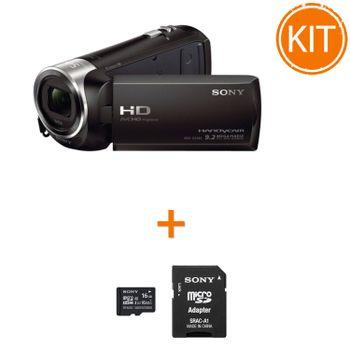 Kit-Sony-Handycam-HDR-CX240---Sony-microSDHC-16GB