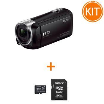 Kit-Sony-HDR-CX405---Sony-microSDHC-16GB