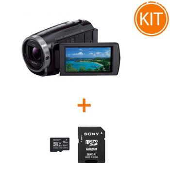 Kit-Sony-HDR-CX625---Sony-microSDHC-16GB