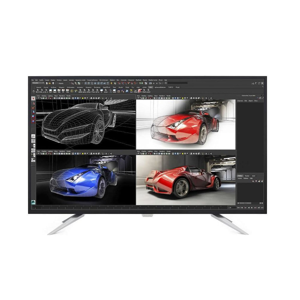 Monitor-Philips-42.51--BDM4350UC-4K-UHD
