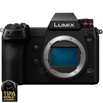 Panasonic-Lumix-S1-Aparat-Foto-Mirrorless-24MP-4K60p-Body-DC-S1E-K