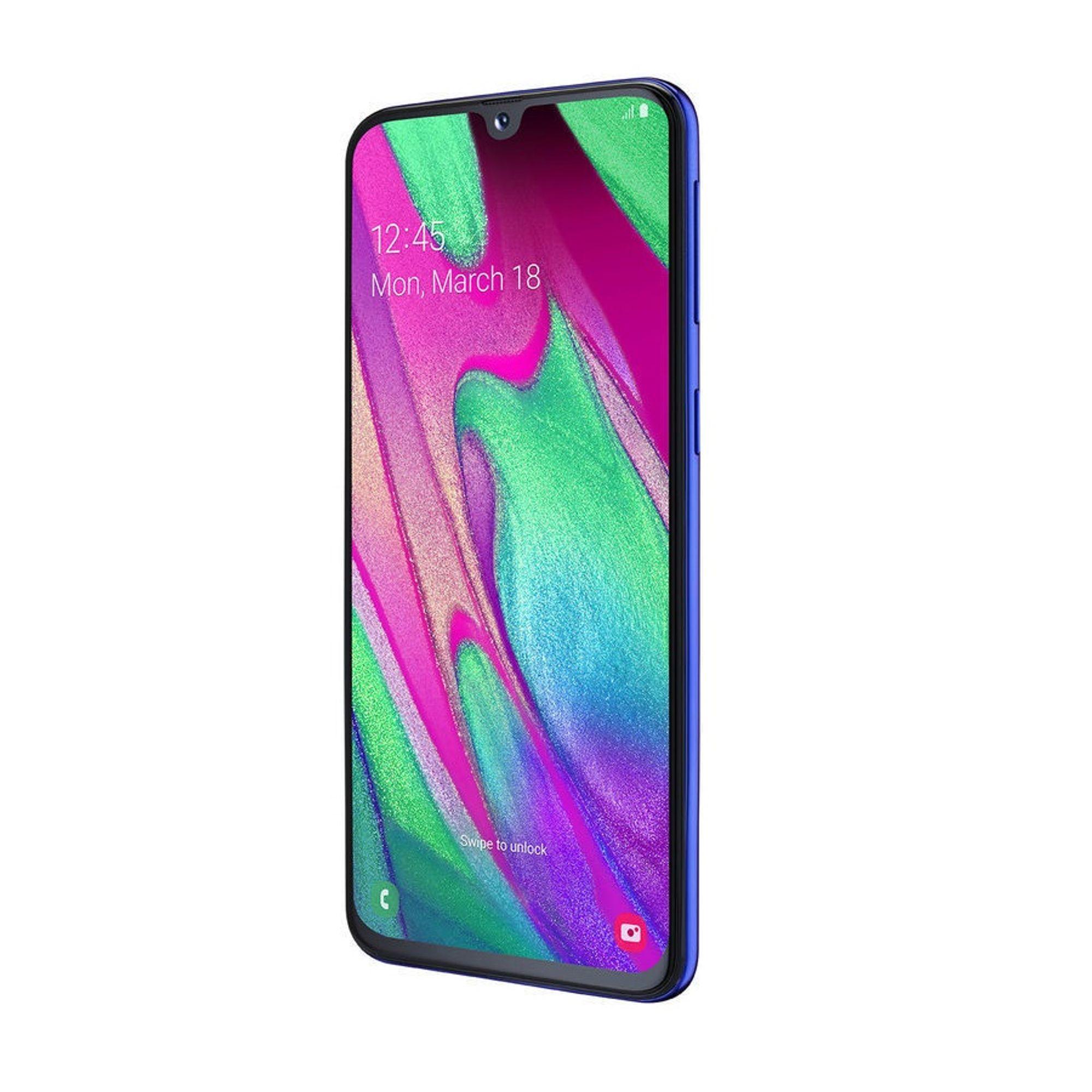 07af9db8b85 Samsung Galaxy A40 Telefon Mobil Dual SIM 5.9